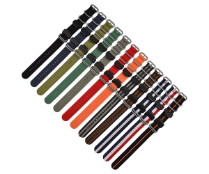 CBCS01-Y5 22mm Luxury Rugged Nylon Watch Band For Casio G Shock GA110 Wristwatches Strap
