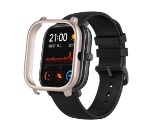 CBHA-C1 Hard Frame PC Watch Protective Case For Xiaomi Amazfit GTS