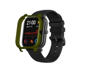 CBHA-C3 Hard PC Frame Watch Cover For Huami Amazfit GTS Protective Case