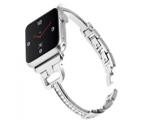 CBIW159 Metal WatchBand para Apple Watch Series 5 4 3 2 1