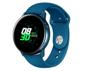 CBSW20 Sport Soft Silicone Band para Samsung Galaxy Watch Active
