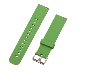 CBUS12 18mm 20mm 22mm Silicone Watch Band