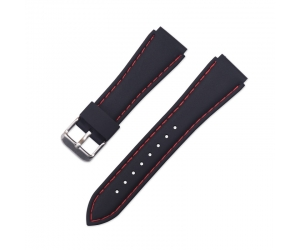 CBUS17 18mm 20mm 22mm 24mm Silicone Watch Strap