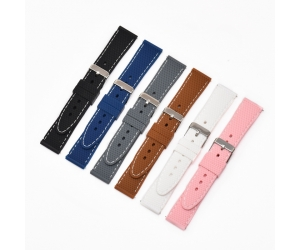 CBUS23 20mm 22mm 24mm Silicone Watch Straps