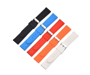 CBUS25 Sport Silicon Watch Band 18mm 20mm 22mm 24mm