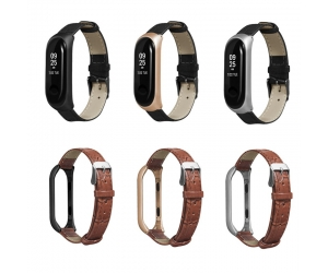 CBXM05 Trendybay Bamboo Pattern Belt Replacement Wrist Strap For Xiaomi Mi Band 3