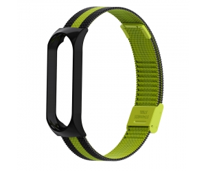 CBXM313 Mix Color Mesh Metal Replacement Strap For Xiaomi Mi Band 3
