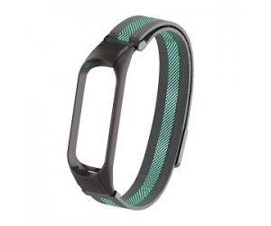 CBXM437 Milanese Loop Metal Watch Strap For Xiaomi Mi band 4 3