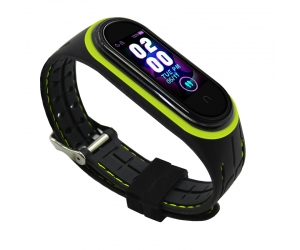CBXM446 Premium Silicone Watch Band For Xiaomi MI Band 4 Strap