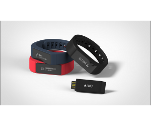 Worldwide Smart Wristband Bracelet for Smartphone I5 plus
