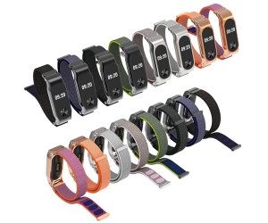 Xiaomi Mi Band 2 Nylon Watch Bands