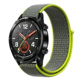China CBHW28 Woven Nylon Watch Band For Huawei Watch GT factory