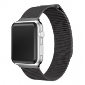 Çin CBIW63 Manyetik Kapatma Milanese Döngü Apple Watch İçin Watch Band fabrika