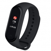 China Global Version Pulsera Inteligente Fitness Tracker Original Xiaomi Mi Band 4 Smart Bracelet factory
