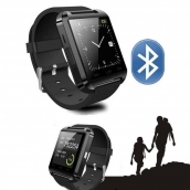China Hot selling product u8 bluetooth smart watch sport water resistant bluetooth smart u8 watch factory