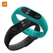 China Original xiaomi mi band 2 Wristband Bracelet Smart Heart Rate Fitness Tracker Monitor factory